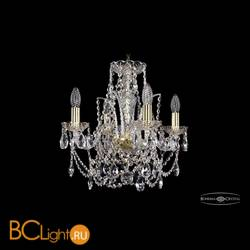 Люстра Bohemia Ivele Crystal 1411/4/141/G