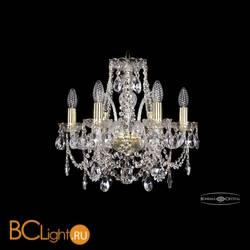 Люстра Bohemia Ivele Crystal 1411/6/141/G