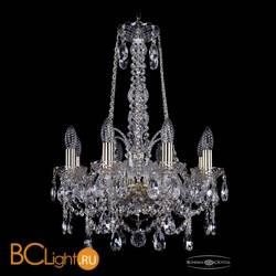 Люстра Bohemia Ivele Crystal 1411/8/141/h-62/G