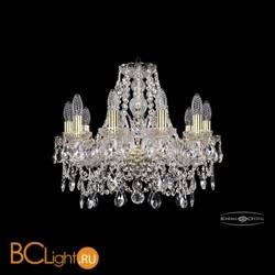 Люстра Bohemia Ivele Crystal 1411/10/160/G