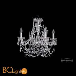 Люстра Bohemia Ivele Crystal 1411/4/160/Ni