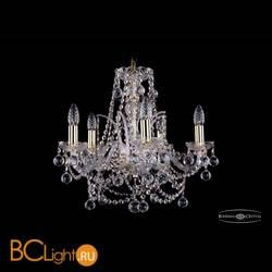 Люстра Bohemia Ivele Crystal 1411/5/160/G/Balls