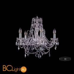 Люстра Bohemia Ivele Crystal 1411/5/160/Ni