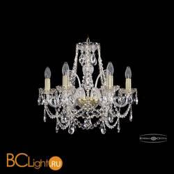 Люстра Bohemia Ivele Crystal 1411/6/160/G