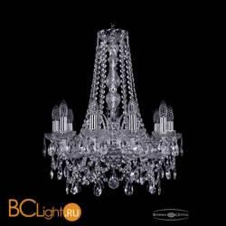 Люстра Bohemia Ivele Crystal 1411/10/160/h-64/Ni