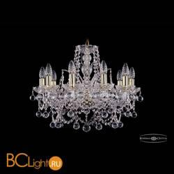 Люстра Bohemia Ivele Crystal 1411/10/195/G/Balls