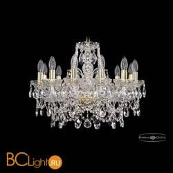Люстра Bohemia Ivele Crystal 1411/12/195/G