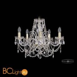 Люстра Bohemia Ivele Crystal 1411/5/195/G