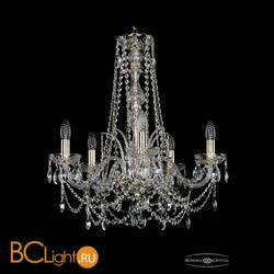 Люстра Bohemia Ivele Crystal 1411/5/195/h-62/G