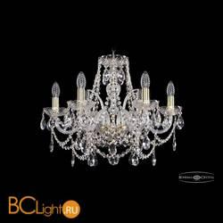 Люстра Bohemia Ivele Crystal 1411/6/195/G