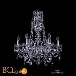 Люстра Bohemia Ivele Crystal 1411/6/195/XL-63/Ni