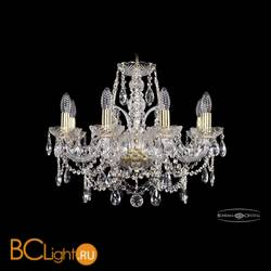 Люстра Bohemia Ivele Crystal 1411/8/195/G