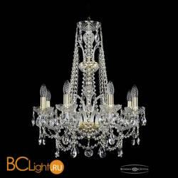 Люстра Bohemia Ivele Crystal 1411/8/195/XL-65/G