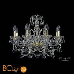 Люстра Bohemia Ivele Crystal 1411/8/195/G/Balls