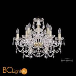 Люстра Bohemia Ivele Crystal 1411/6+3/195/G