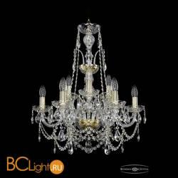 Люстра Bohemia Ivele Crystal 1411/6+3/195/XL-65/G
