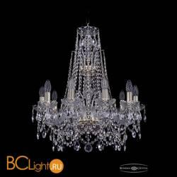Люстра Bohemia Ivele Crystal 1411/10/195/XL-65/G