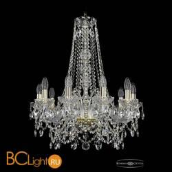 Люстра Bohemia Ivele Crystal 1411/10/195/h-70/G
