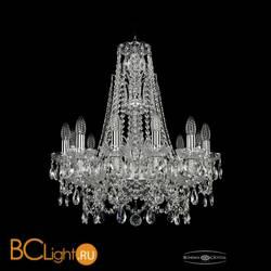 Люстра Bohemia Ivele Crystal 1411/12/195/XL-65/Ni