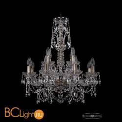 Люстра Bohemia Ivele Crystal 1411/8+4/195/XL-65/Pa