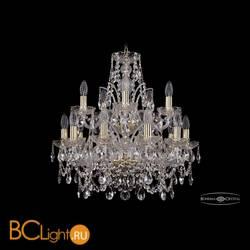 Люстра Bohemia Ivele Crystal 1411/10+5/195/2d/G