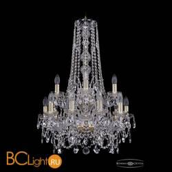 Люстра Bohemia Ivele Crystal 1411/10+5/195/h-83/2d/G