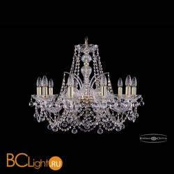 Люстра Bohemia Ivele Crystal 1411/10/240/G/Balls