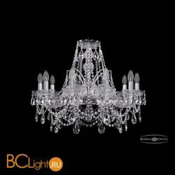 Люстра Bohemia Ivele Crystal 1411/10/240/Ni
