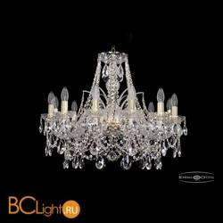 Люстра Bohemia Ivele Crystal 1411/12/240/G