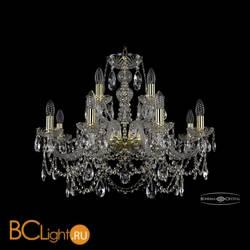 Люстра Bohemia Ivele Crystal 1411/8+4/240/G