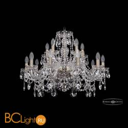 Люстра Bohemia Ivele Crystal 1411/10+5/240/Pa
