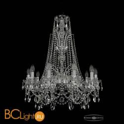 Люстра Bohemia Ivele Crystal 1411/10/240/XL-84/Ni