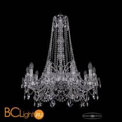 Люстра Bohemia Ivele Crystal 1411/10/240/h-83/Ni