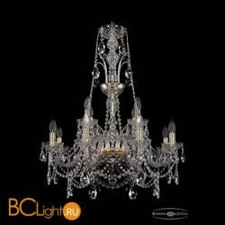 Люстра Bohemia Ivele Crystal 1411/8+4/240/XL-83/G