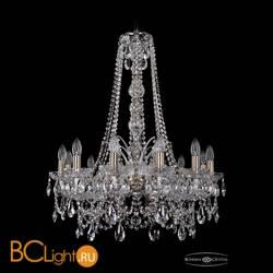 Люстра Bohemia Ivele Crystal 1411/12/240/h-83/Pa