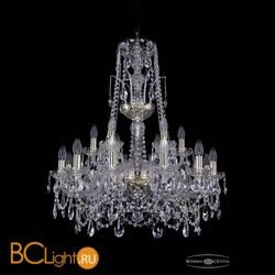Люстра Bohemia Ivele Crystal 1411/12+6/240/XL-83/G