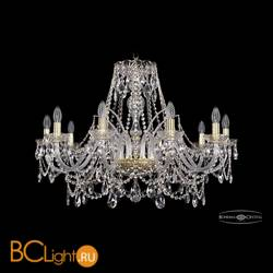 Люстра Bohemia Ivele Crystal 1411/10/300/G