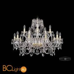 Люстра Bohemia Ivele Crystal 1411/10+5/300/G