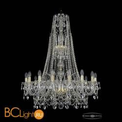 Люстра Bohemia Ivele Crystal 1411/16/300/XL-108/G