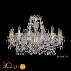 Люстра Bohemia Ivele Crystal 1411/16/300/G