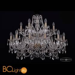 Люстра Bohemia Ivele Crystal 1411/12+6/300/2d/Pa
