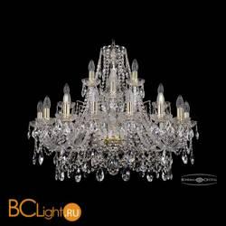 Люстра Bohemia Ivele Crystal 1411/16+8+4/300/G