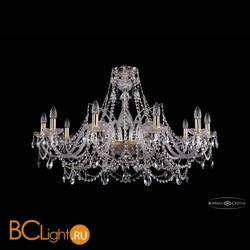 Люстра Bohemia Ivele Crystal 1411/10/360/G