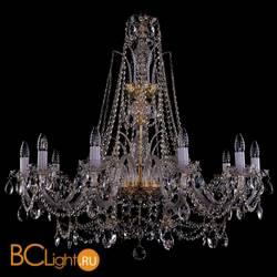 Люстра Bohemia Ivele Crystal 1411/10/360/XL-87/G