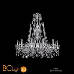 Люстра Bohemia Ivele Crystal 1411/12/360/XL-96/Ni