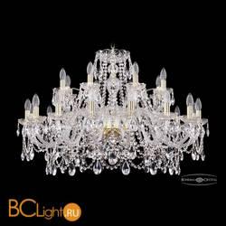 Люстра Bohemia Ivele Crystal 1411/16+8/360/G