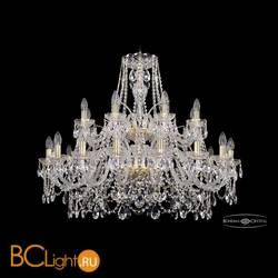 Люстра Bohemia Ivele Crystal 1411/16+8/360/2d/G
