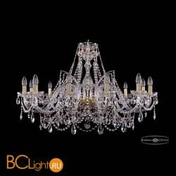 Люстра Bohemia Ivele Crystal 1411/12/360/G