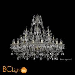 Люстра Bohemia Ivele Crystal 1411/20+5+5/360/G