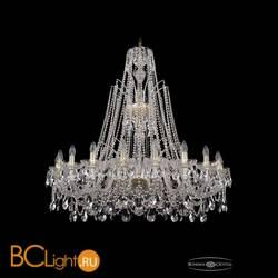 Люстра Bohemia Ivele Crystal 1411/20/400/XL-120/G